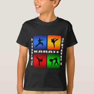 Karate espectacular playera