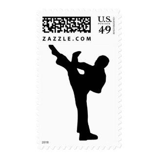 Karate Estampillas