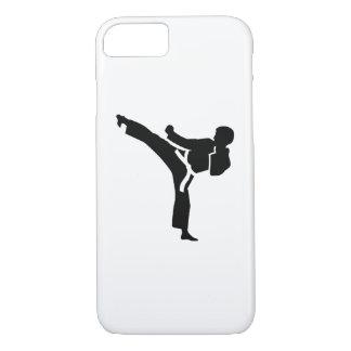 Karate fighter iPhone 7 case