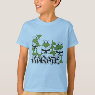 Karate Frogs Tshirts and Gifts