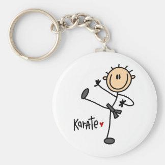 Karate Gift Keychain