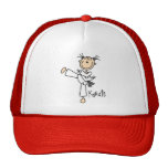 Karate Girl Tshirts and Gifts Trucker Hat