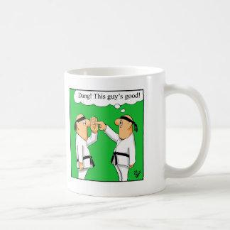 Karate Humor Mug Gift