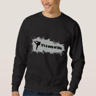 Karate is a Way of Life Sweatshirt