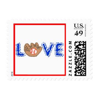 "Karate Kat ""amor del juego "" Sello Postal"