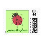 Karate Kat Graphics eco stamp