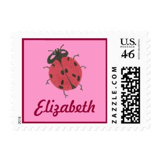 Karate Kat Graphics name stamp--to personalize