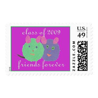 Karate Kat Graphics new grad Stamp