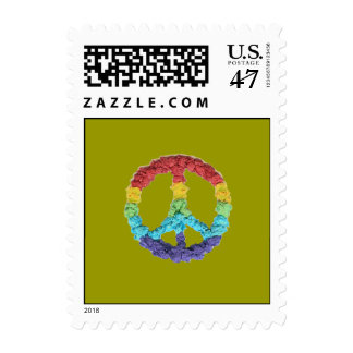 Karate Kat Graphics peace stamp