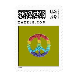 Karate Kat Graphics peace stamp