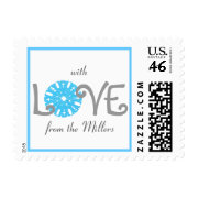 Karate Kat holiday love--to personalize stamp