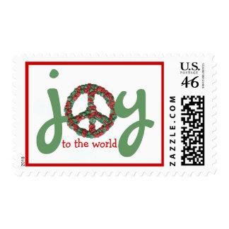 Karate Kat joy-to-the-world Stamps