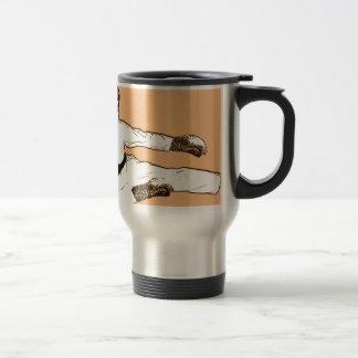 Karate Kat Travel Mug