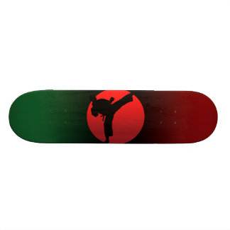 KARATE keri Skateboard