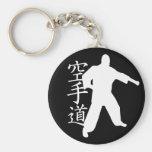 Karate Key Chain