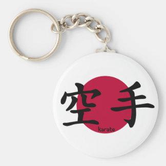 Karate Keychain