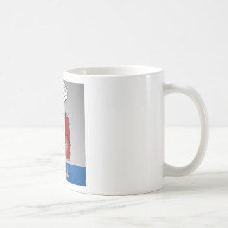 Karate Kick Dilemma Coffee Mug