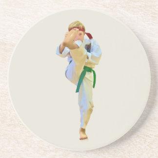 Karate Kicking Coaster