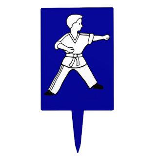 Karate Kid 11 artes marciales del primero azul de Palillos De Tarta