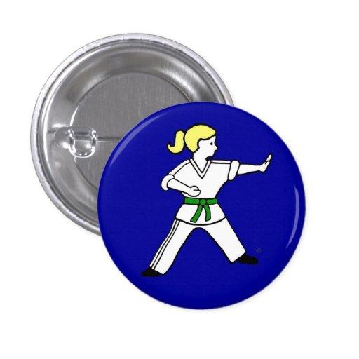 Karate Kid 12 Button