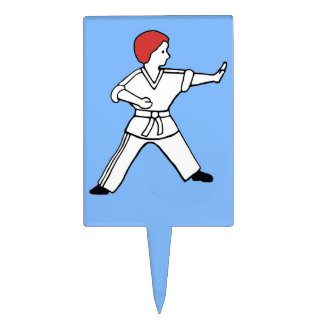 Karate Kid 13 artes marciales del primero azul cla Palillos De Tarta