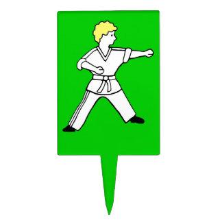 Karate Kid 15 artes marciales de la magdalena verd Decoraciones De Tartas