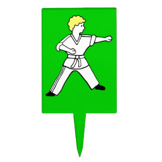 Karate Kid 15 artes marciales de la magdalena verd Decoraciones Para Tartas
