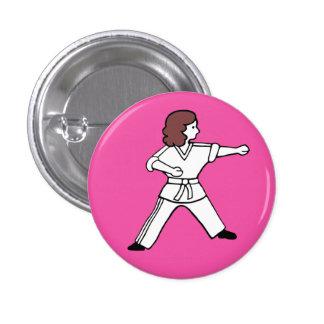 Karate Kid 16 Button