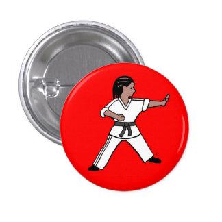 Karate Kid 1 pinback button