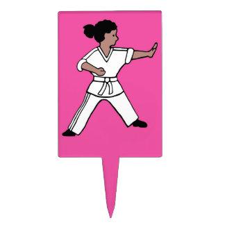 Karate Kid 4 artes marciales de la torta del prime Figura Para Tarta