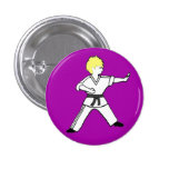 Karate Kid 7 Button