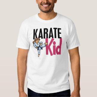 Karate Kid GIRL 4 Tee Shirt