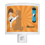 Karate Kids Night Light