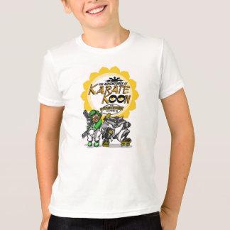 Karate Koon (and Cousin Lucky) T-Shirt