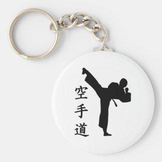 Karate Kung Fu Llaveros Personalizados