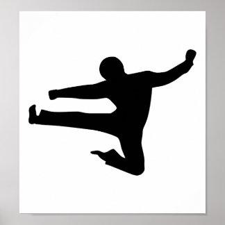Karate Kung Fu Impresiones