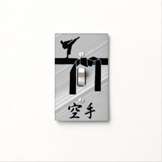 Karate Light Switch Cover