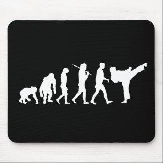 Karate lovers Dojo training gift Mouse Pad