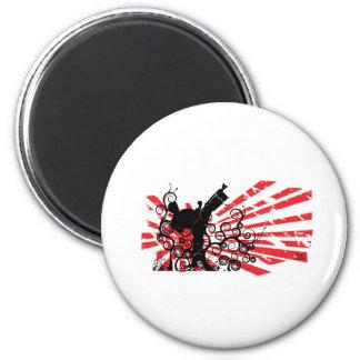 Karate Magnet