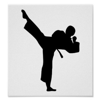 Karate Martial Arts Print