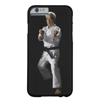Karate master, portrait, studio shot 2 barely there iPhone 6 case