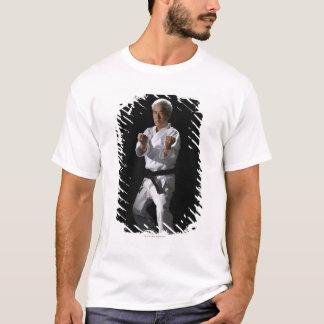 Karate master, portrait, studio shot 2 T-Shirt