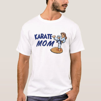 Karate Mom GIRL 2.1 T-Shirt