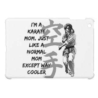 Karate Mom iPad Mini Cases