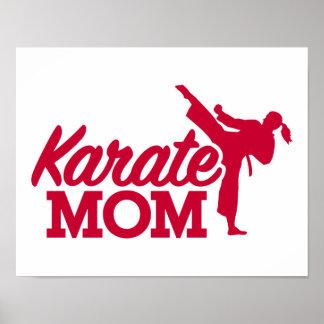 Karate Mom Poster