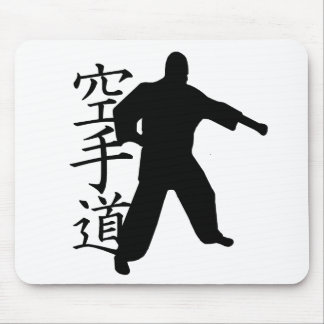 Karate Mouse Pad