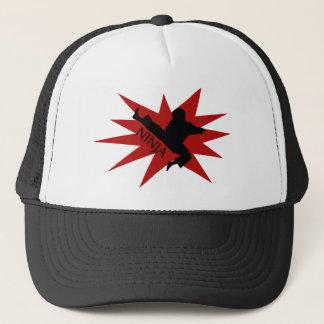 Karate Ninja Trucker Hat