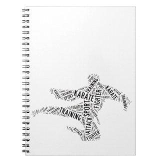 Karate Notebooks