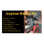 Karate One Double-Sided Standard Business Cards (Pack Of 100)
