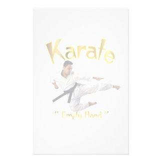 karate papeleria de diseño